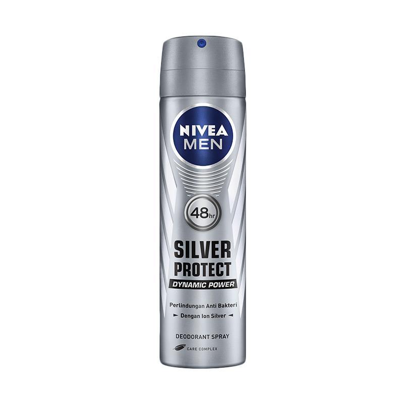 Nivea Men Silver Protect Deodorant Spray [150 mL]