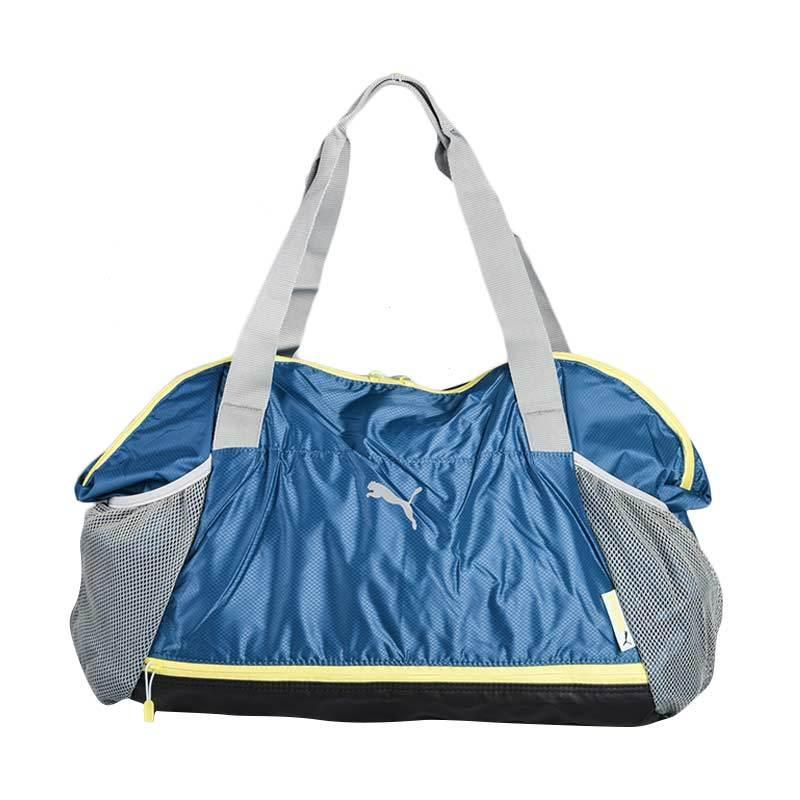 harga Puma Fit AT Workout Bag Tas Olahraga - Blue Navy 073406 02 Blibli.com