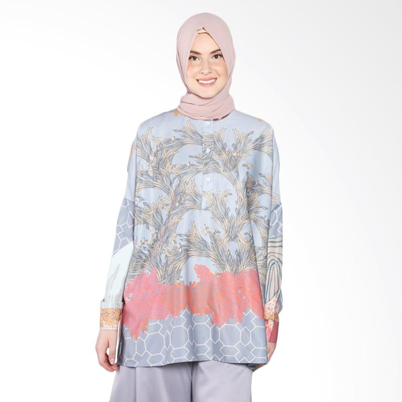 Ria miranda ria miranda namisha grey blue   atasan muslim full01