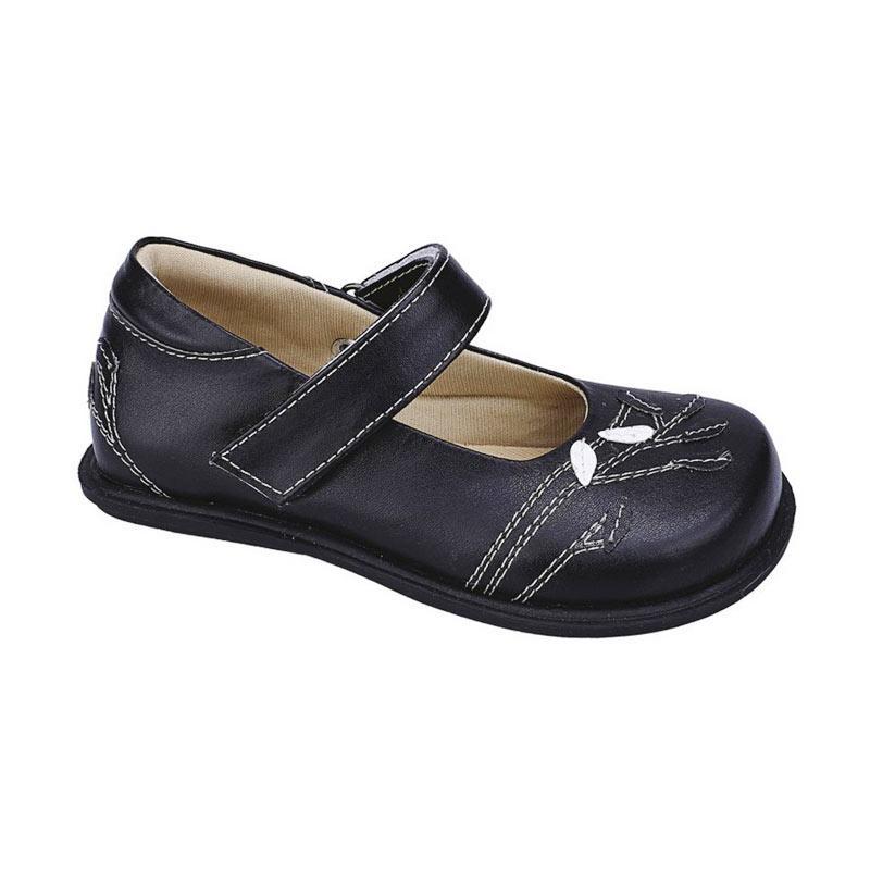 harga Syaqinah 207 Sepatu Flat Anak Perempuan - Hitam Blibli.com