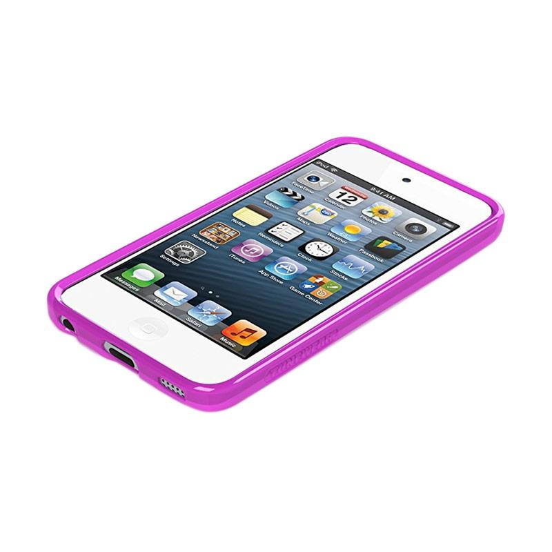 Tunewear Softshell Casing for iPod Touch 5 - Pink
