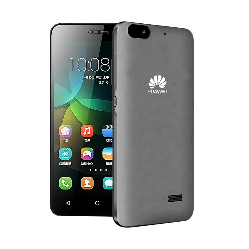 Ultrathin Aircase Casing for Huawei Honor 4c - Grey Clear