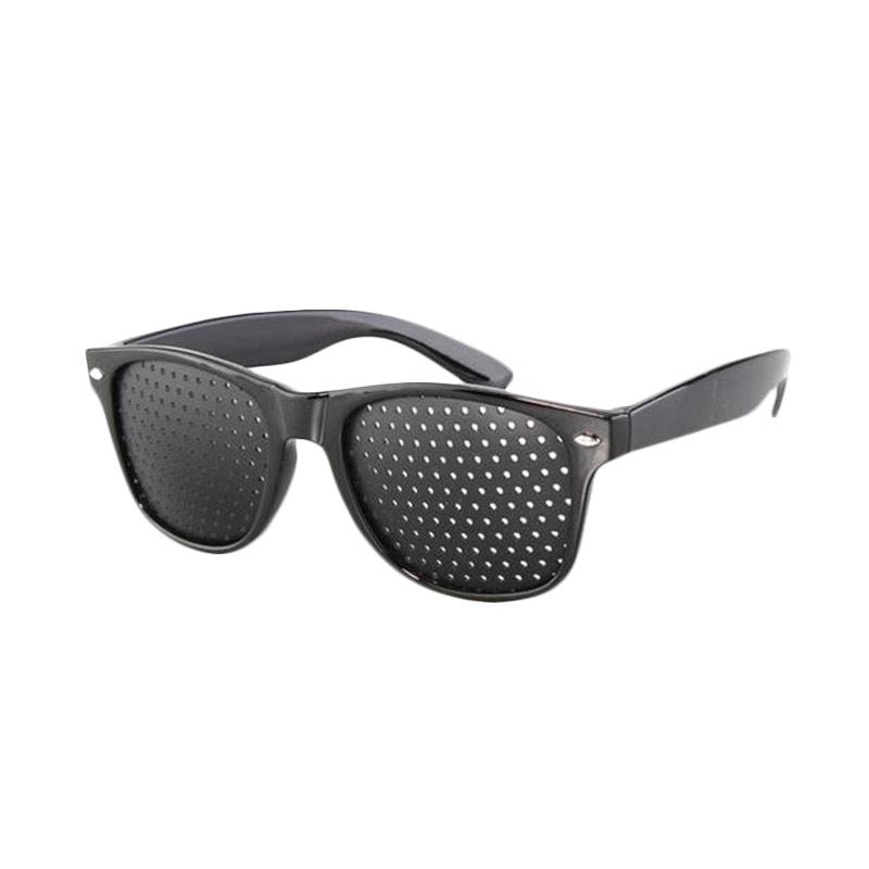 MOS Kacamata Terapi Untuk Kesehatan Mata Pinhole