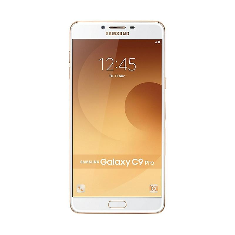 Samsung Galaxy C9 Pro Smartphone - Gold [64GB/ 6GB]