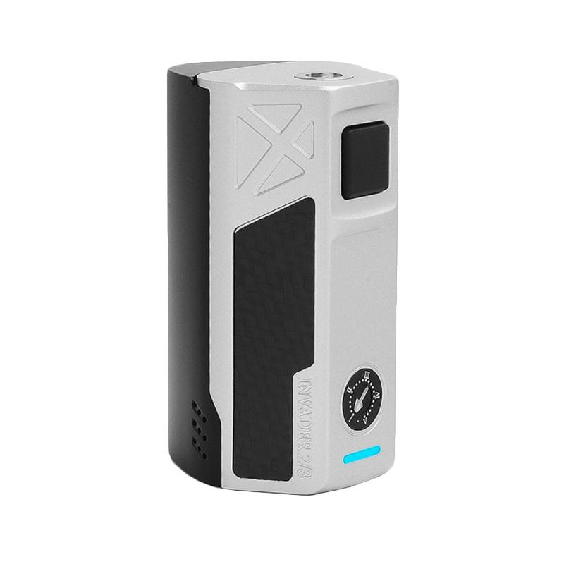 Jual Tesla Invader 2 3 Oten Authentic Mod Silver 240w 360w Online November 2020 Blibli