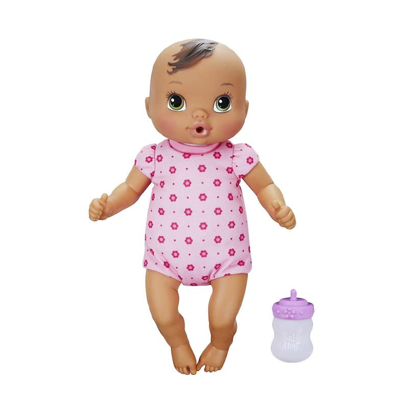 Baby Alive A5842 Luv n Snuggle Baby Doll Caucasian Mainan Anak 9c71d6ce84