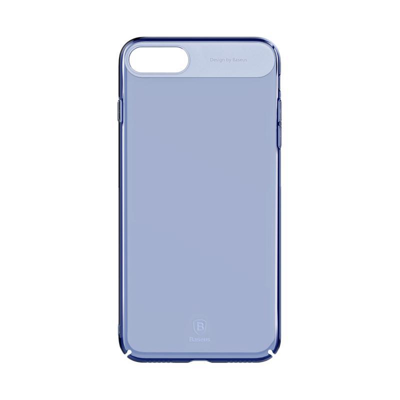Baseus Sky Casing for iPhone 7 - Transparent Blue