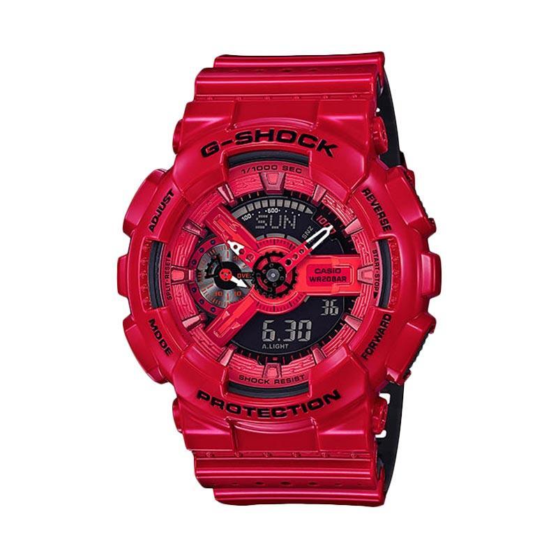 CASIO G-SHOCK GA-110LPA-4A Ltd Edition Jam Tangan Pria - Red