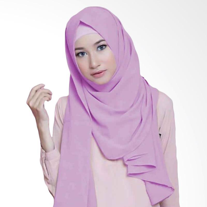 Kus Group Hijab Diamond Pashmina - Lavender