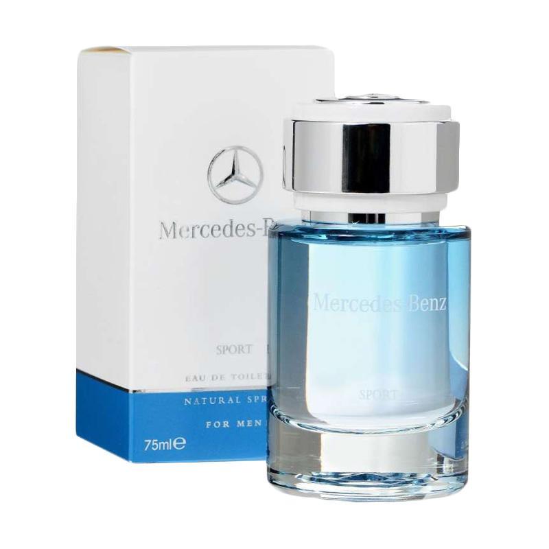 Mercedes-Benz Sport EDT Parfum Pria [75 mL]