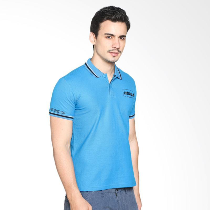 Nice To See yoU PSN-0002 Polo Shirt Pria Extra diskon 7% setiap hari Extra diskon 5% setiap hari Citibank – lebih hemat 10%