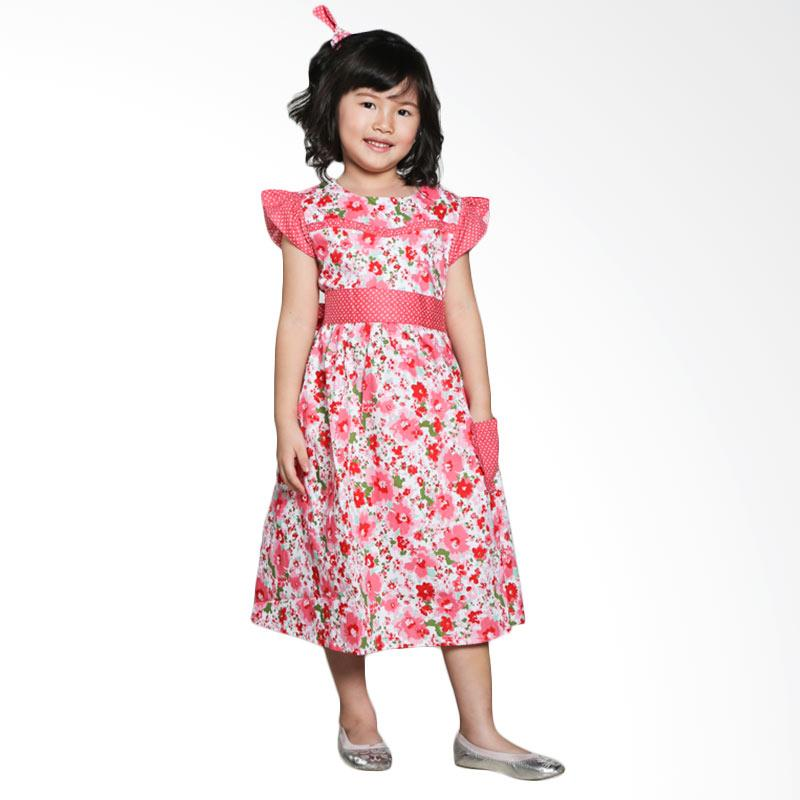Pretty Girl 2ZIAMA Ziama Casual Woven Dress Anak