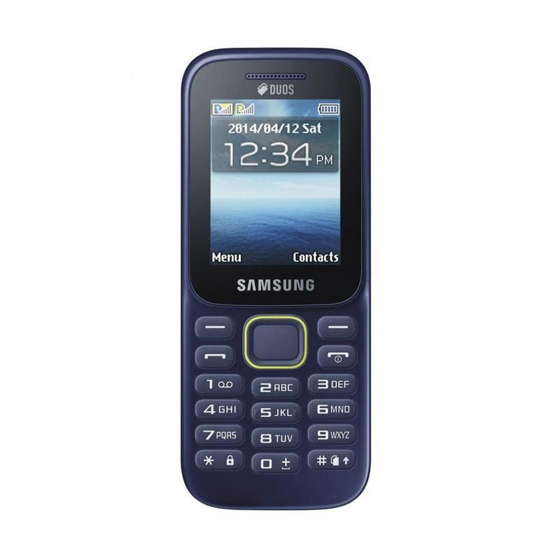 Samsung Piton B310 Handphone - Blue GARANSI RESMI SEIN