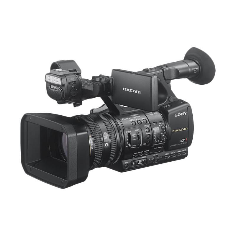 Sony HXR-NX5R NXCAM Professional Camcorder Extra diskon 7% setiap hari Extra diskon 5% setiap hari Citibank – lebih hemat 10%