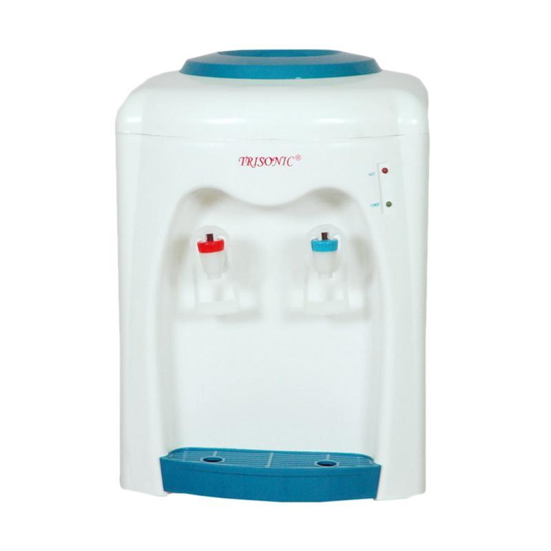 Trisonic Dispenser - Biru [Panas dan Normal]