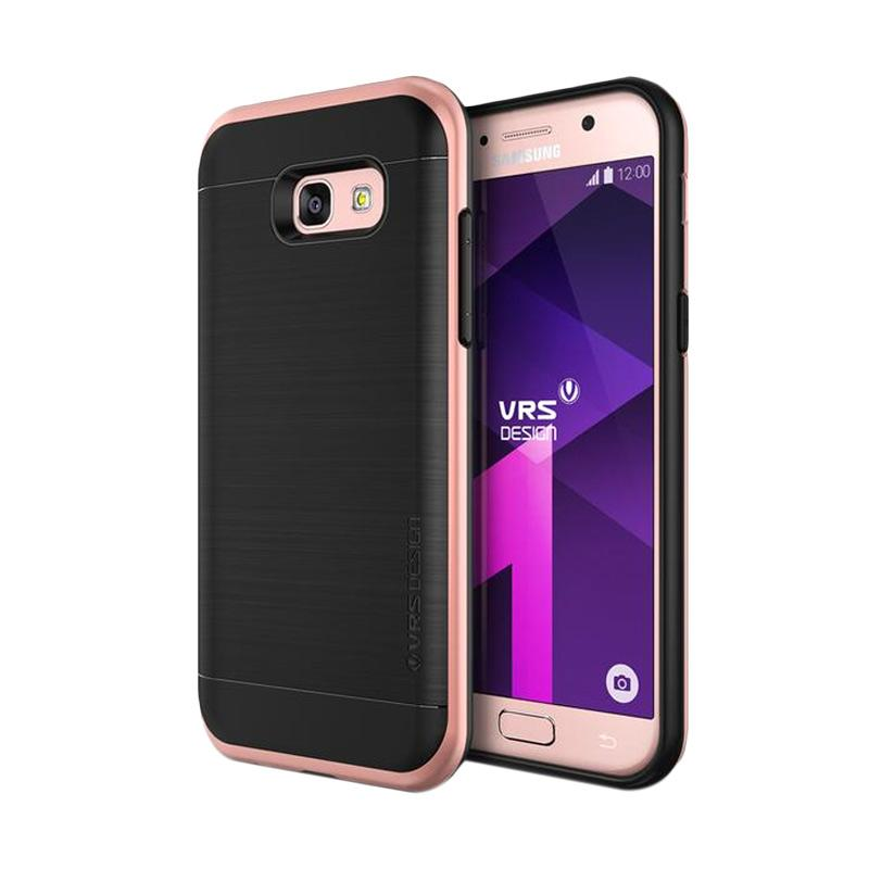 VERUS High Pro Shield Casing for Samsung Galaxy A5 2017 - Rose Gold