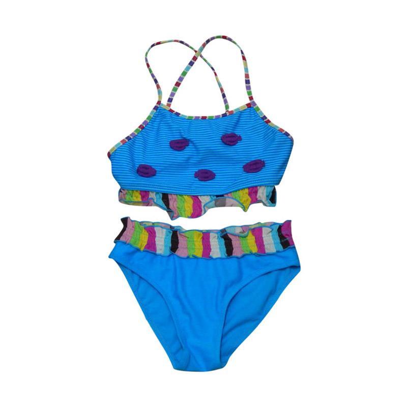 Wonderland Fish SwimWear Baju Renang Anak
