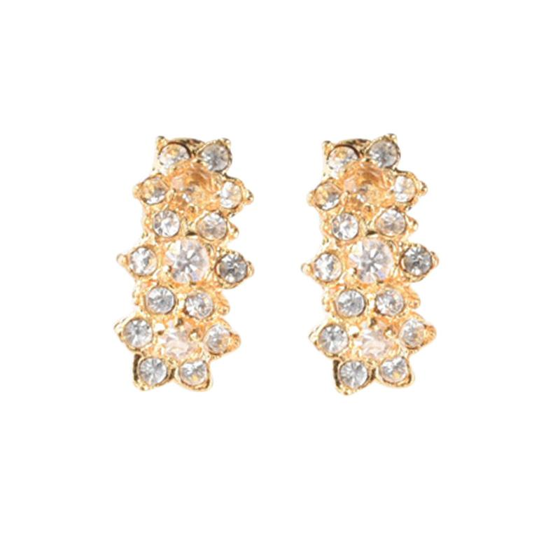1901 Jewelry Alexia Earring GW.4757.HR52 Anting - Gold