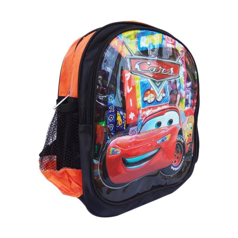 harga d'Groove bag Cars Kecil Tas Ransel Anak - Orange Blibli.com