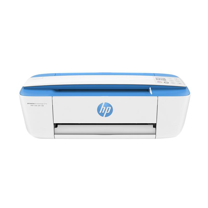 harga HP DeskJet Ink Advantage 3775 All in One Printer - Putih Blibli.com