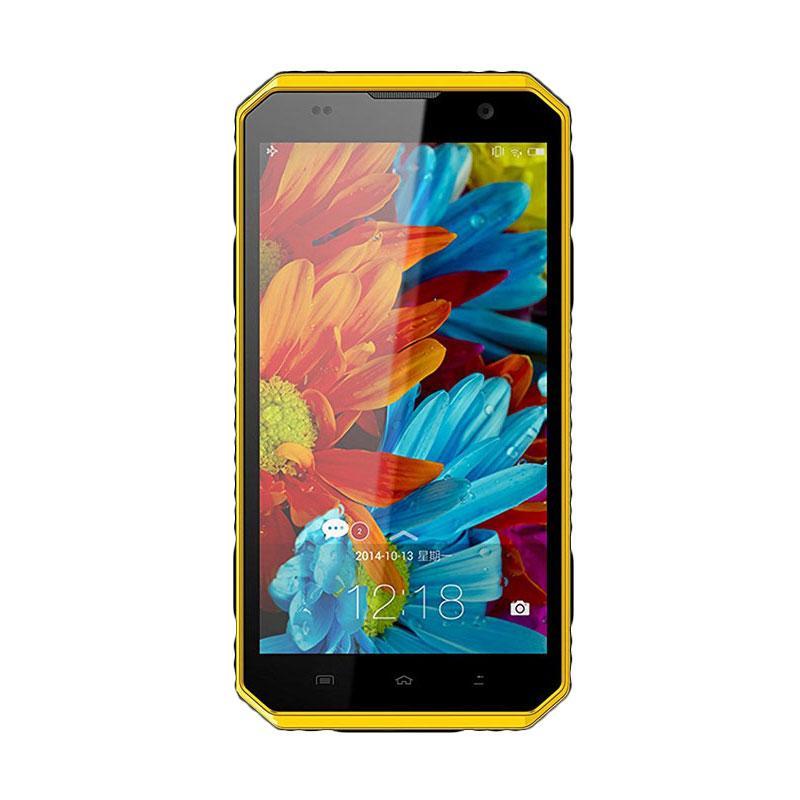 Kenxinda W9 Pro Smartphone - Black Yellow [32 GB/ 3 GB/ 4G Lte ]
