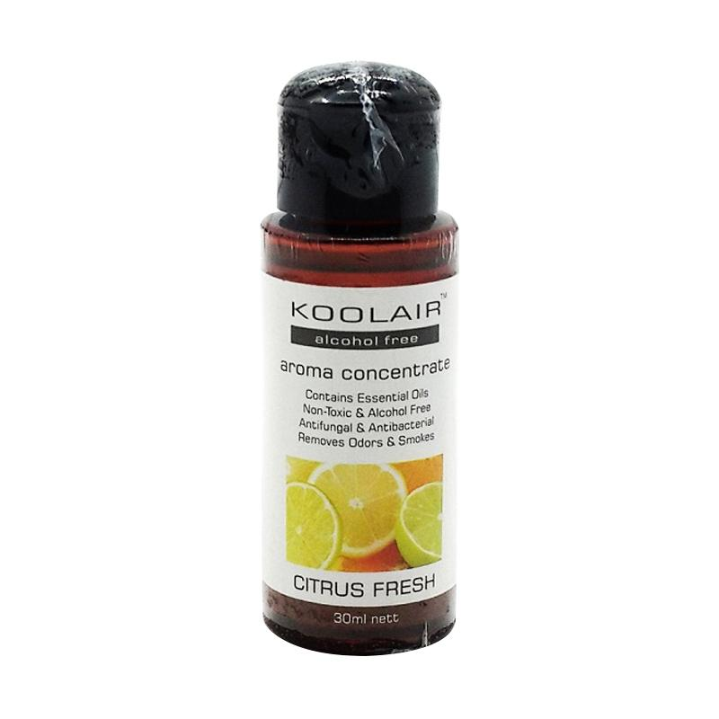 Koolair KA-203 Aroma Solution Essential Oil Aromaterapi - Citrus Fresh [30 mL]