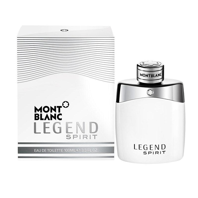 Mont Blanc Legend Spirit EDT Parfum Pria [100 mL]