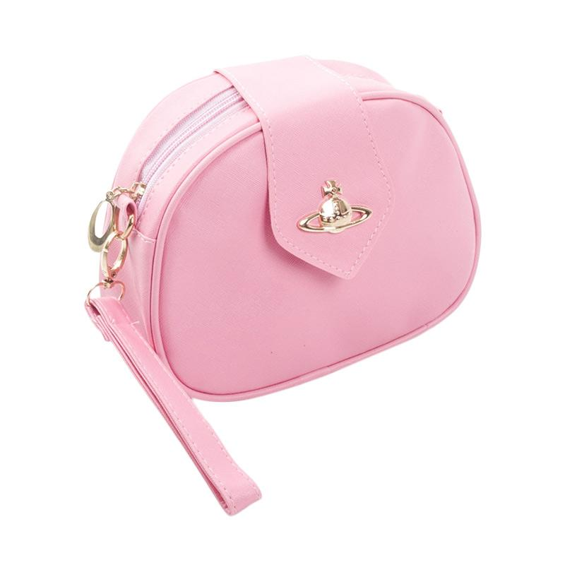 harga Paroparoshop Saturn Slingbag - Pink Blibli.com