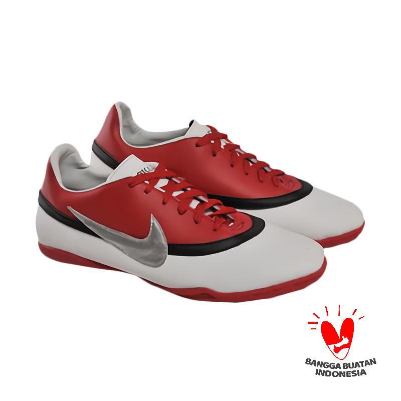 Spiccato SP 528.05 Sepatu Futsal Pria - Red White