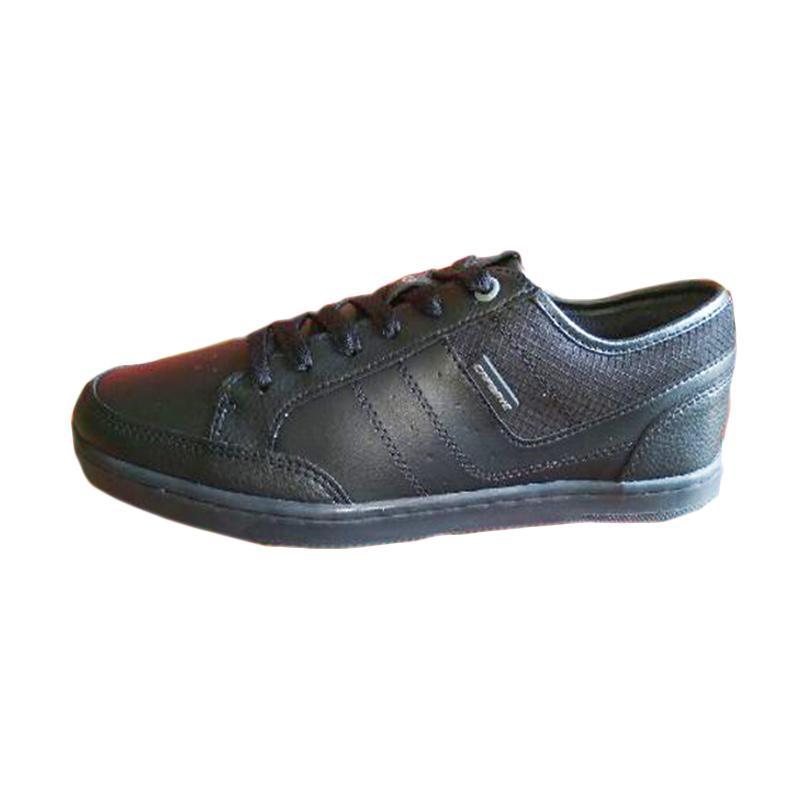 Capwave Caesar Sneaker Shoes Sepatu Pria - Black