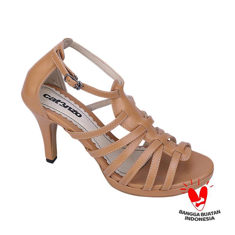 harga Catenzo TA 460 Victoria Gladiator Sandal Heels Wanita Blibli.com