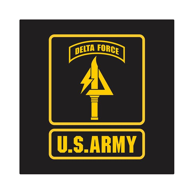 US Army Delta Force Detachment Cutting Sticker
