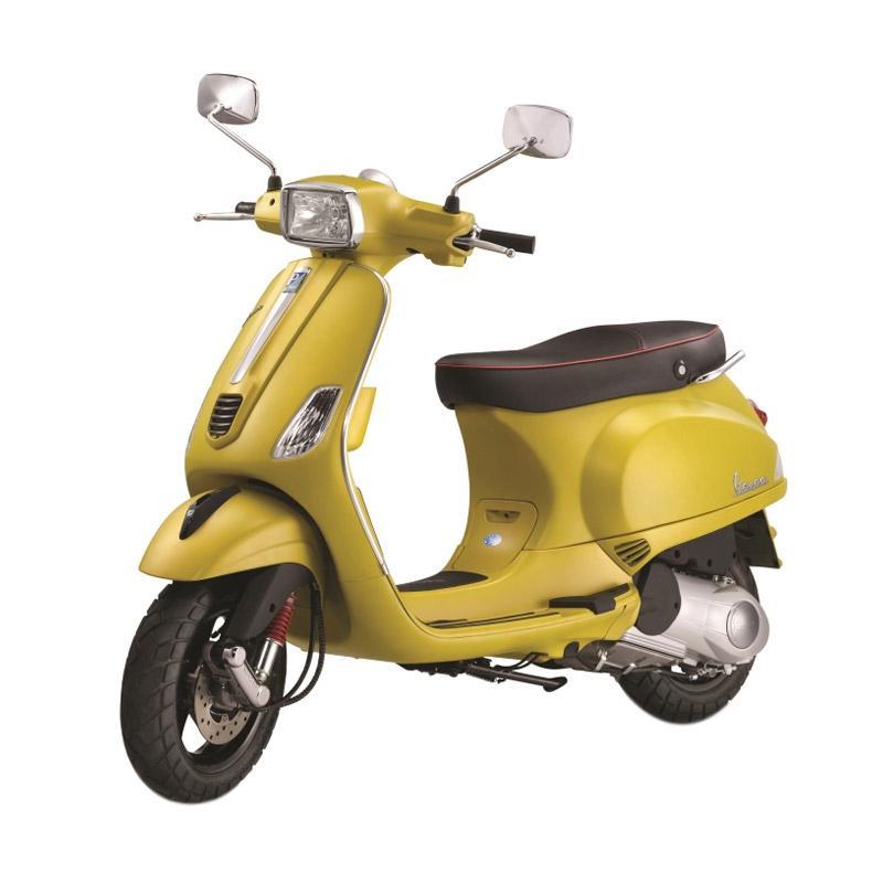 harga Vespa S 125 3V I.E Sepeda Motor - Yellow [OTR Bandung] Blibli.com