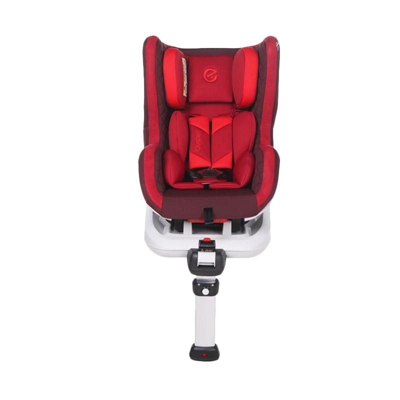 Oyster Taurus ISOFIX Carseat - Red [0-4 years]