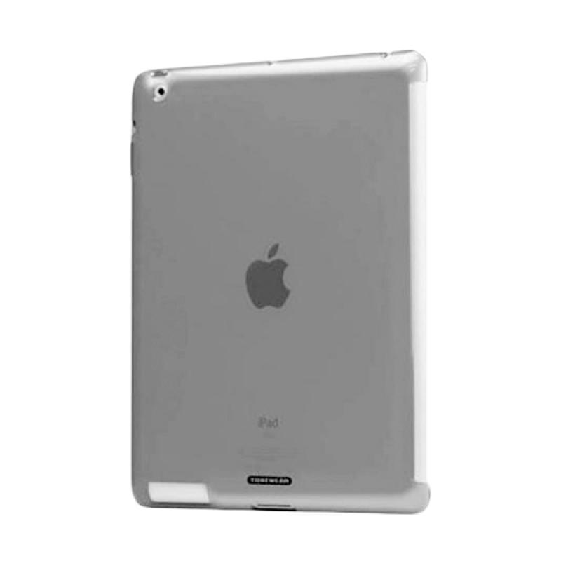 Tunewear Softshell Casing for iPad 3 - Smoke