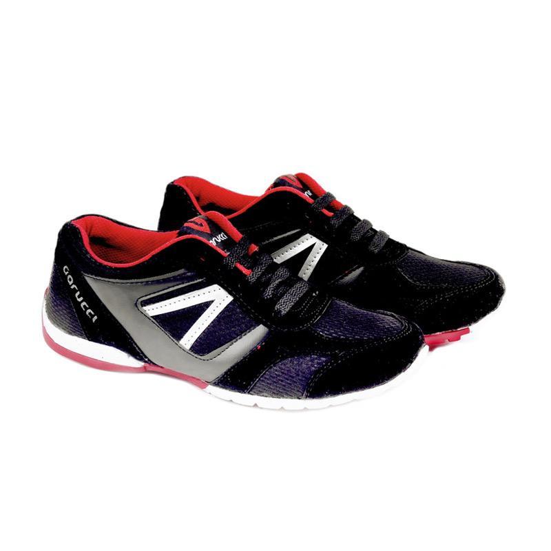 Garucci GYM 7128 Running Shoes - Black
