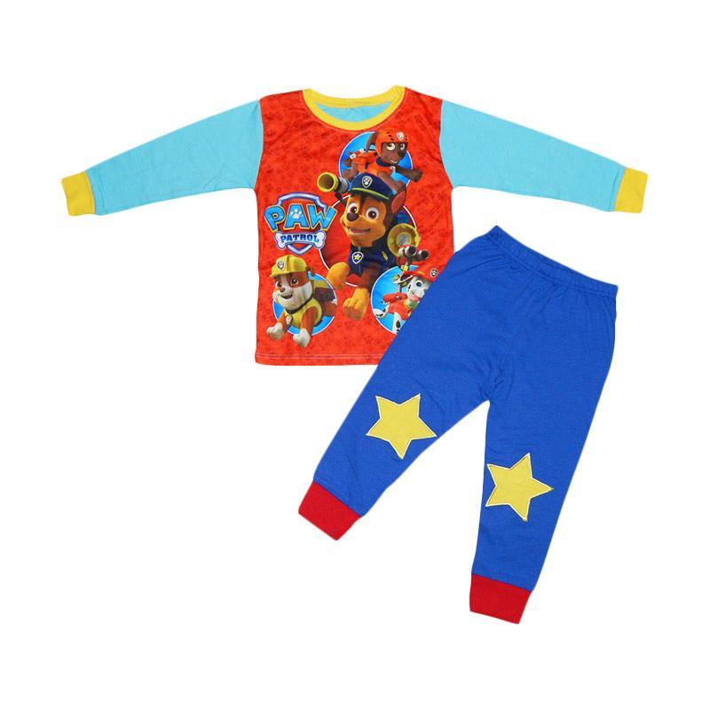 Junior Wardrobe Paw Patrol Setelan Pajamas Anak