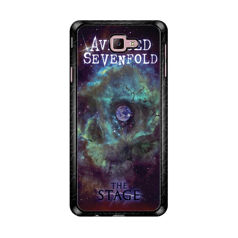 Flazzstore Avenged Sevenfold The Stage  Z4091 Custom Casing for Samsung Galaxy J7 Prime