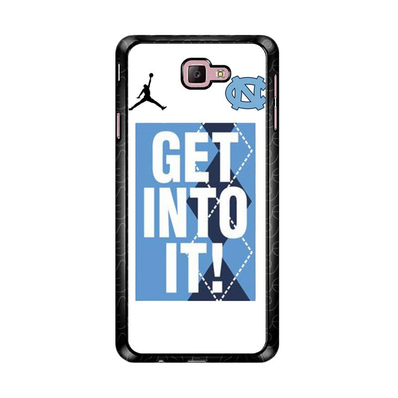 Flazzstore Jordan College Mentality Legend Unc North Carolina Z4738 Custom Casing for Samsung Galaxy J7 Prime