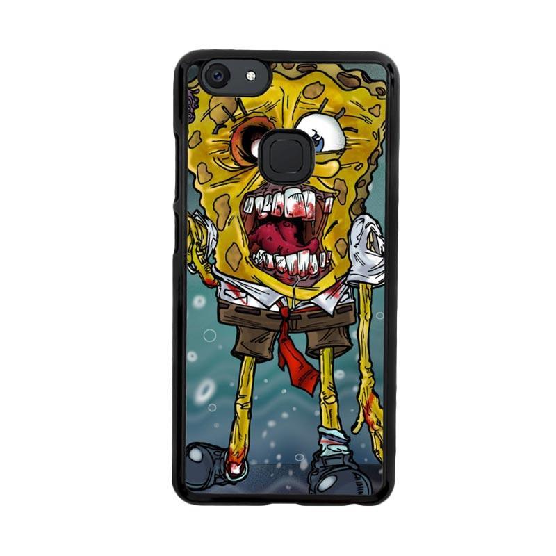 Flazzstore Zombie Sponge Bob Z0217 Custom Casing for Vivo V7