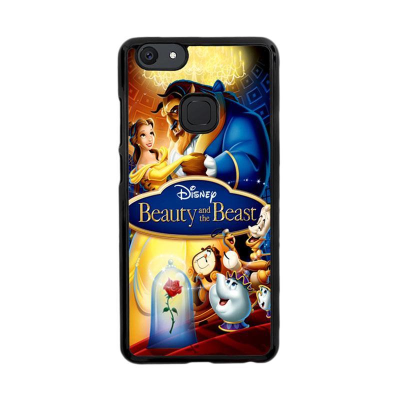 Flazzstore Beauty And The Beast New Disney Z0513 Custom Casing for Vivo V7
