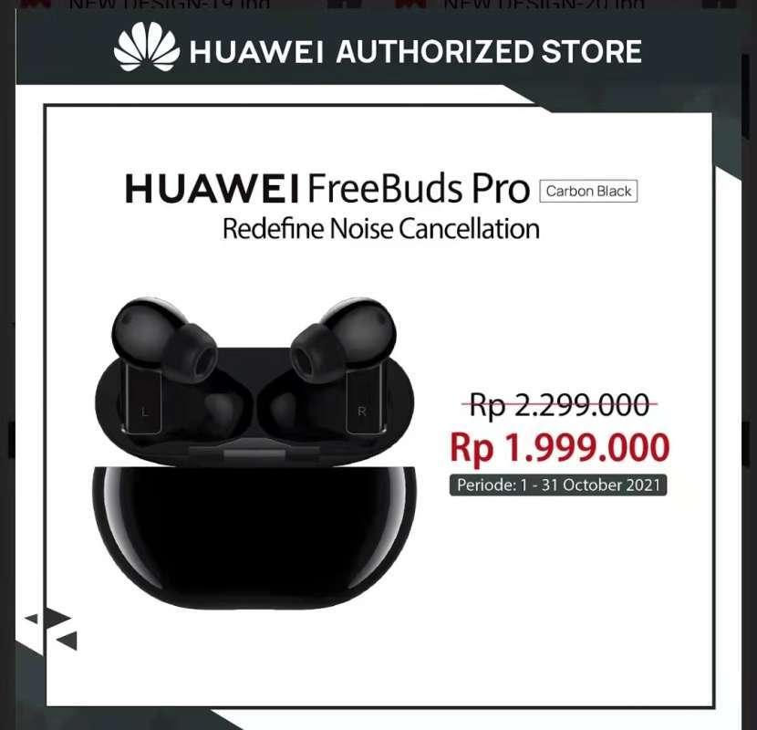 HUAWEI FreeBuds 3 Pro