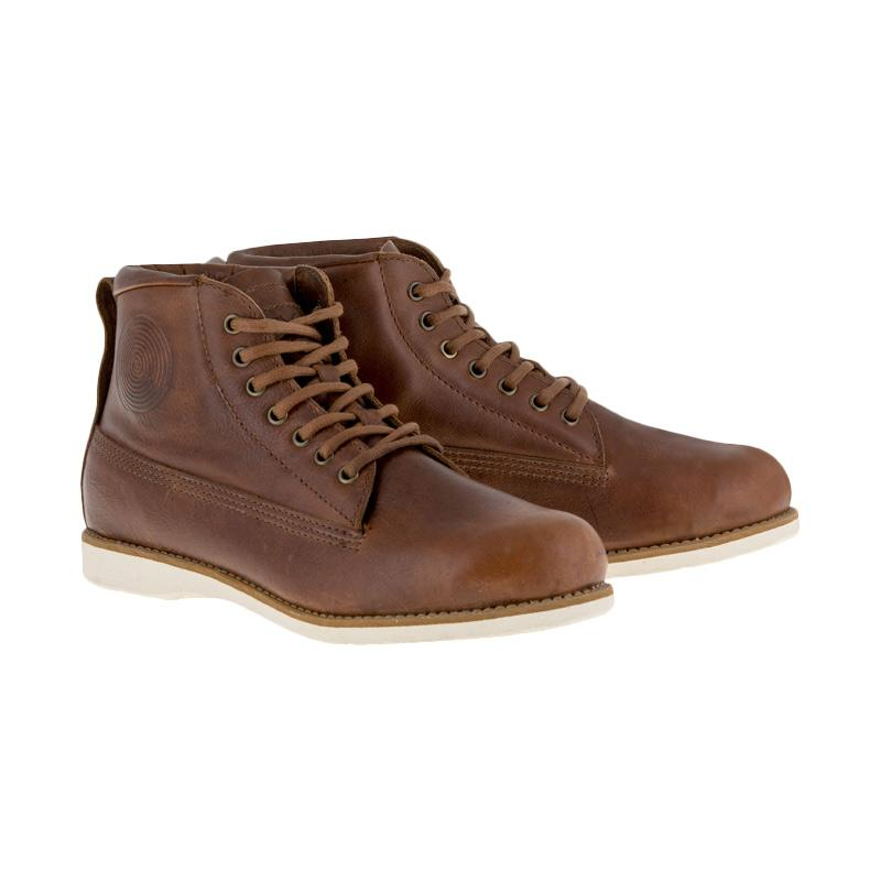 harga Alpinestars Rayburn Shoes Sepatu Boot - Brown [Original] Blibli.com