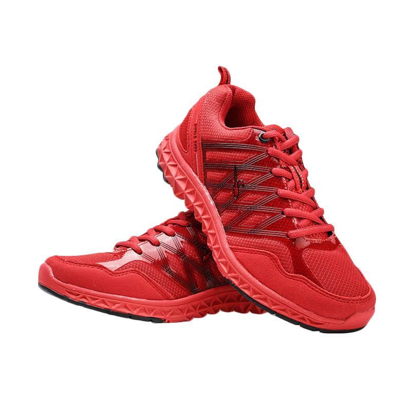 harga Weekend Deal - KETA Sepatu Lari Wanita - Red [657] Blibli.com