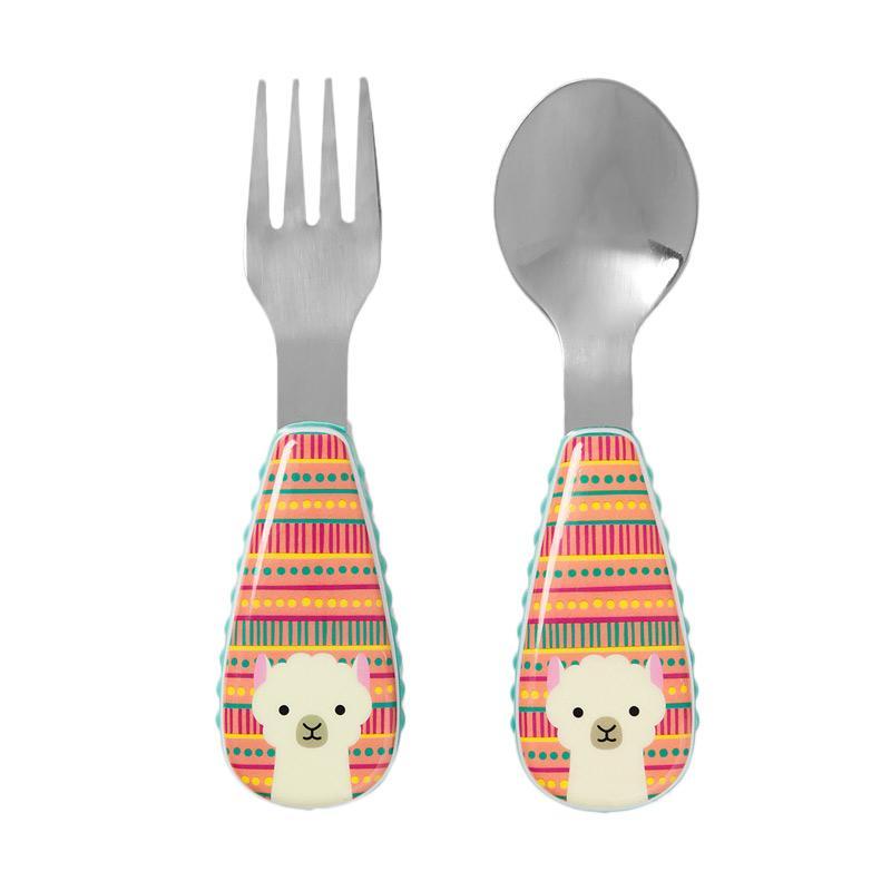 Skip Hop LLama Zootensils Fork Spoon