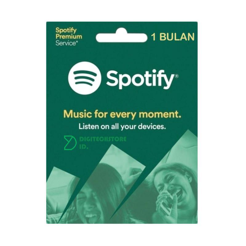 Blibli Ramadhan Sale Spotify Premium 3 Bulan Legal Resmi Regional Indonesia