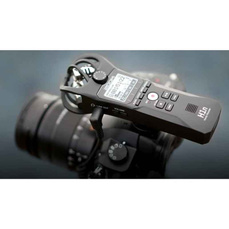 Jual Zoom H1n Handy Recorder With Accessories Aph 1n And Hs 1