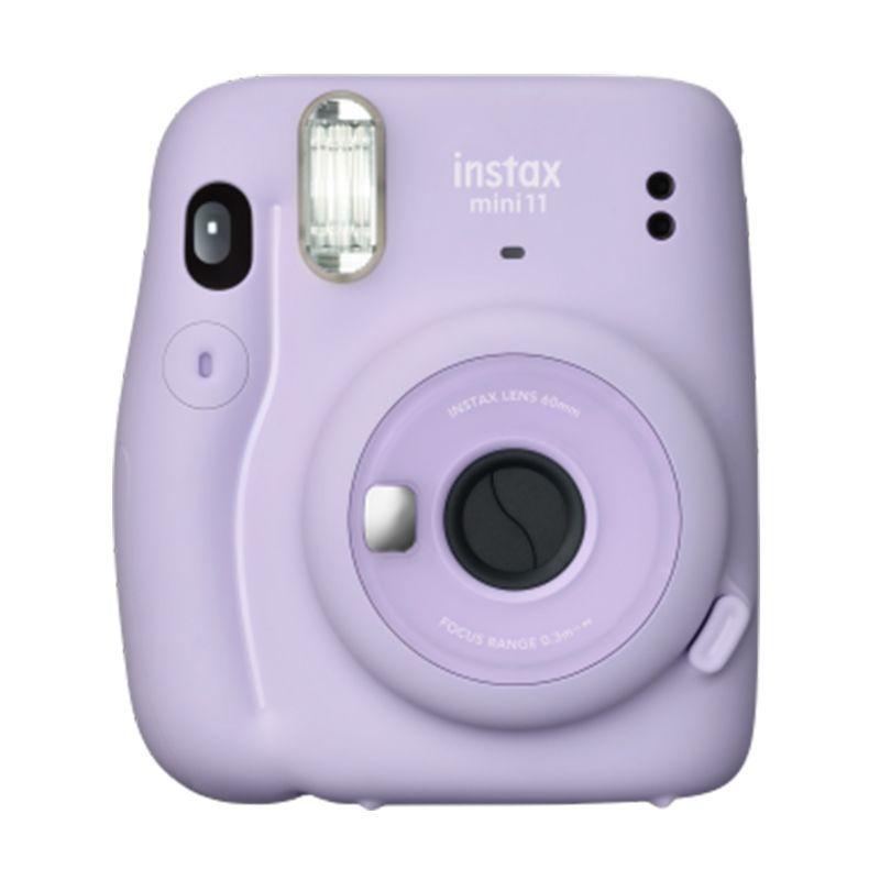 JPC KEMANG Fujifilm Instax Mini 11 Fuji Instax Mini 11 Kamera Polaroid Free 10 Lbr Paper Alice By Claim 10 Lbr Paper Disney ByClaim GARANSI RESMI