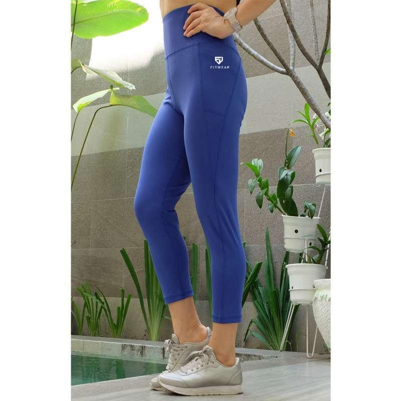 Jual Forever 21 Pocket 7 8 Legging Olahraga Fitness Zumba Yoga Online Oktober 2020 Blibli Com