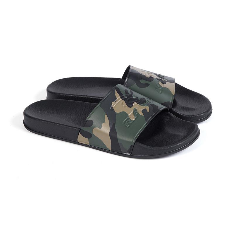 Rip Curl Electric Slide Sandal Pria Black Camo TCTG20 1437